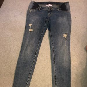 Isabel by Ingrid & Isabel Stretchy Maternity Jeans